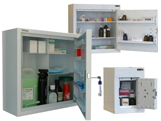 Controlled Drugs Cabinets